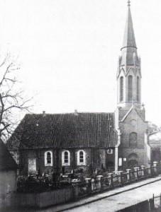 S4-5 Die Heppenser Kirche in den 1930er Jahren