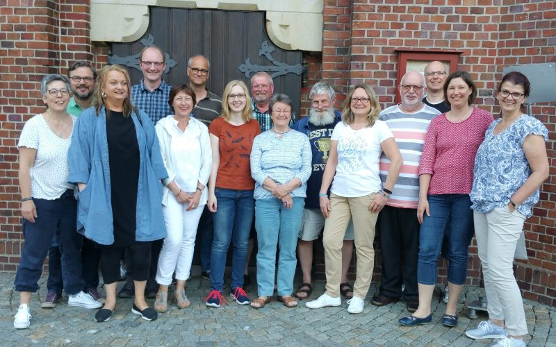 Gemeindekirchenrat Wir Feiern Abschied Und Einfuhrung Heppenser Kirche
